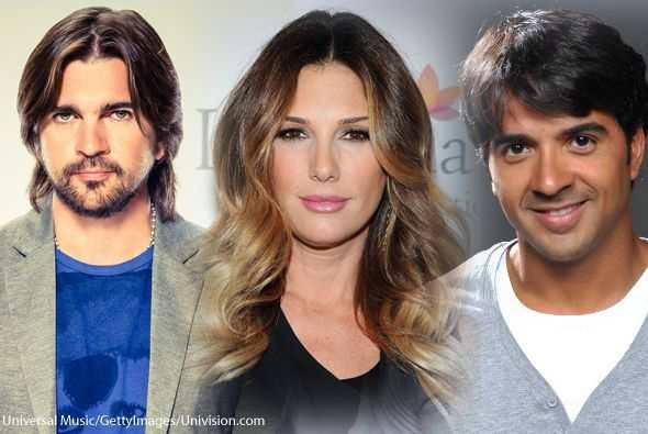 Juanes, Luis Fonsi y Daisy Fuentes cantan por los niños con cáncer