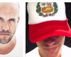 Perú: Gianamarco Inicia una campaña de reparto de alimentos.
